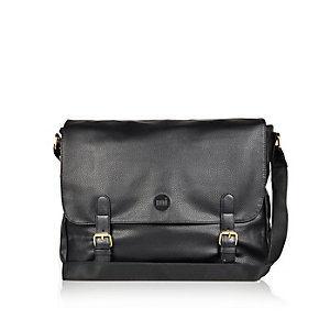Black Mi-Pac satchel bag