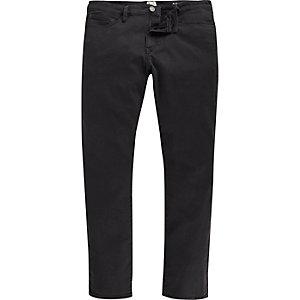 Dark grey Dylan slim fit jeans
