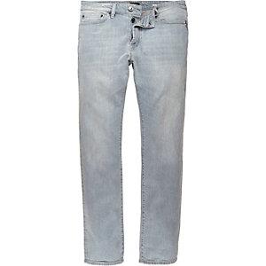 Light grey wash Dylan slim fit jeans