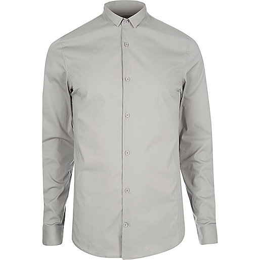 Grey Vito shirt