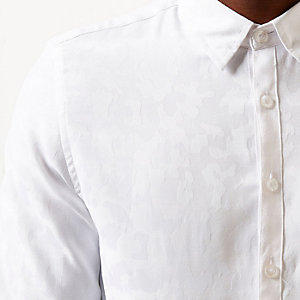 White Vito smart shirt