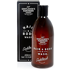 Gentlemen's Hardware hair and body wash 400ml
