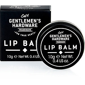 Gentlemen's Hardware lip balm 10g