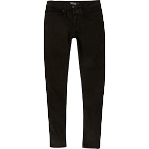 Black Antioch spray on skinny jeans
