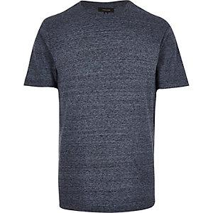 Blue neppy t-shirt