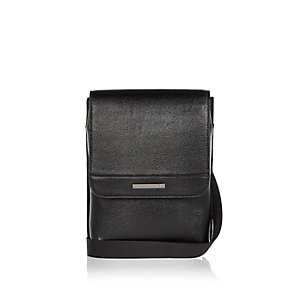 Black sleek bag