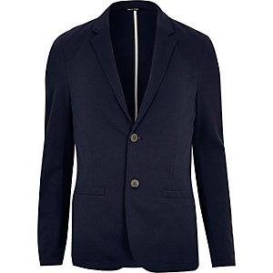 Navy Only & Sons blazer