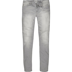 Grey Only & Sons slim jeans