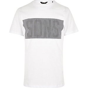 White Only & Sons graphic print t-shirt