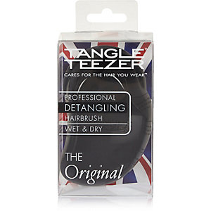 Black Tangle Teezer original hairbrush