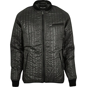 Grey Only & Sons quilted jacket