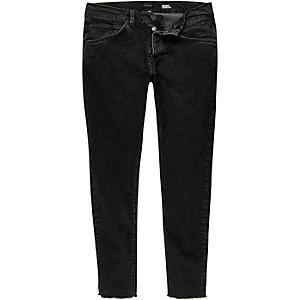 Black Sid cropped skinny jeans