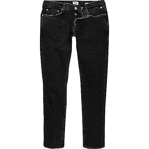 Sid – Schwarze Skinny Jeans