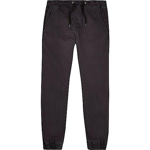 Pantalon de survêtement gris