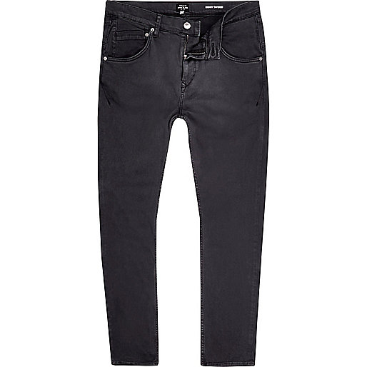 Jean fuselé Chester gris skinny