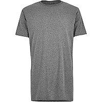 T-shirt gris long