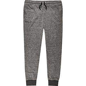 Grey marl joggers