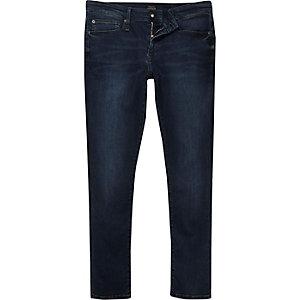RI Flex – Danny – Superenge Skinny Jeans in Dunkelblau