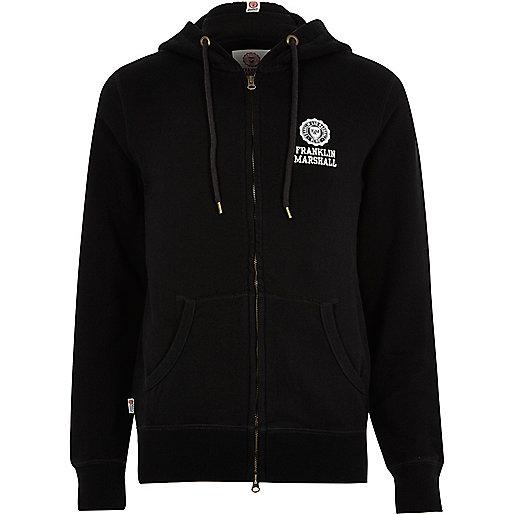 Black Franklin & Marshall hoodie
