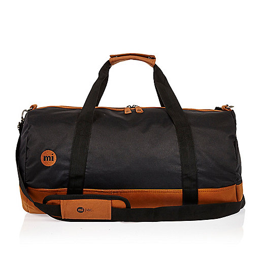 Black Mi-Pac duffel bag