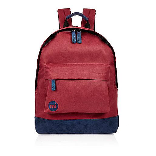 MiPac – Roter Rucksack