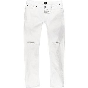 White Eddy skinny jeans