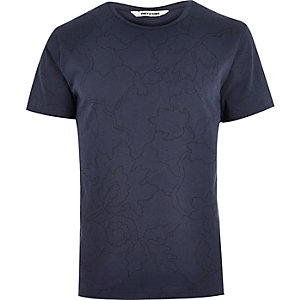 Blue Only & Sons fitted t-shirt