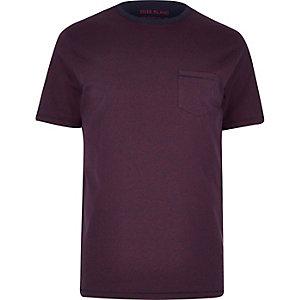Purple grindle t-shirt