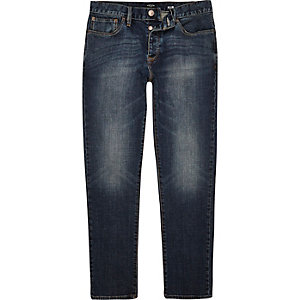 Dark vintage wash Dylan slim fit jeans