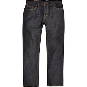 Dark blue Spencer straight leg jeans