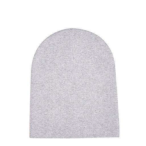 Bonnet souple gris
