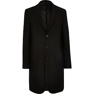 Blazer noir long