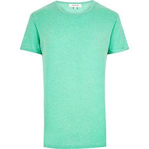 Light green marl t-shirt