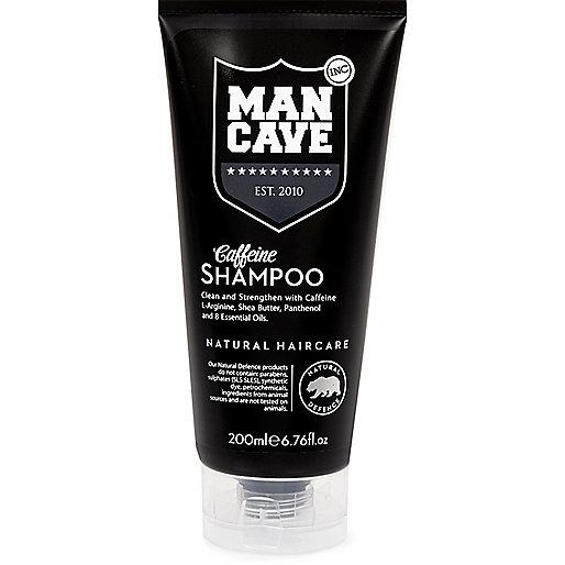 Black Mancave caffeine shampoo 200ml