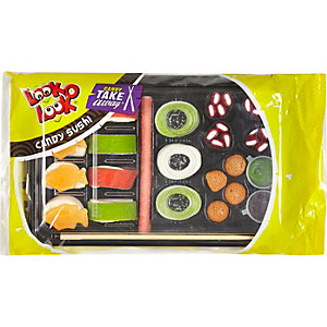 Yellow candy sushi 300g