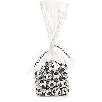 White football chocolate bag 150g