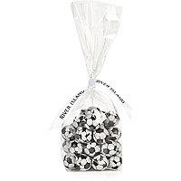 White football chocolate bag 150g
