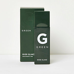 River Island Green aftershave 100ml
