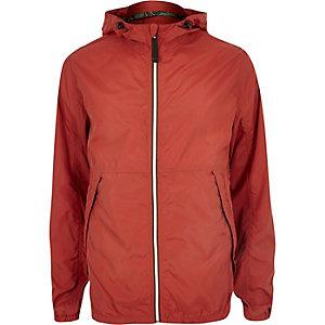 Red Jack & Jones Vintage nylon jacket