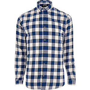 White Only & Sons check shirt