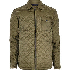 Green Only & Sons quilted jacket