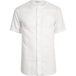 White Jack & Jones Premium Shirt