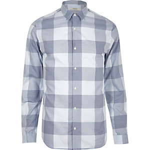 Blue checked Jack & Jack Premium shirt