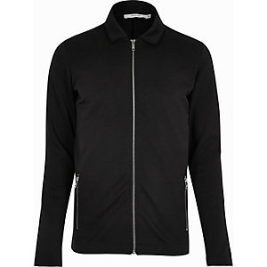 Black Jack & Jones Premium zip jumper