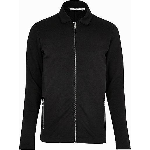 Black Jack & Jones Premium zip sweater