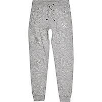 Pantalon de jogging gris chiné Franklin & Marshall