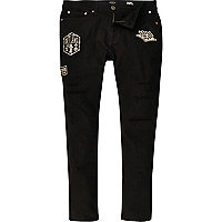 Black badge Sid skinny jeans