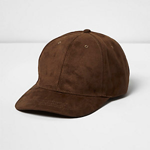 Light brown tobacco cap