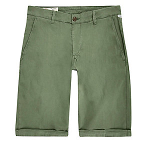 Franklin & Marshall – Grüne Shorts