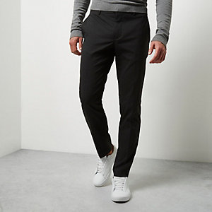 Dark grey Jack & Jones smart pants